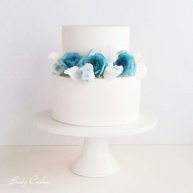 Single tier and multi tiered cakes by Baby Cakes - 011
