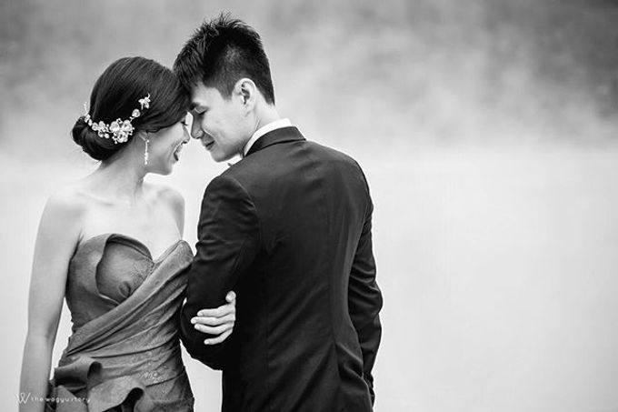 It Takes Two to Tango - Engagement Session by Tata by The Wagyu Story - 039