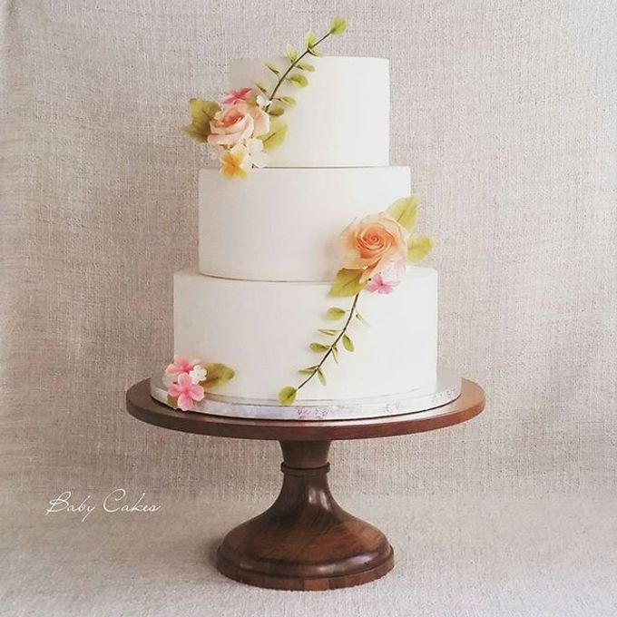 Single tier and multi tiered cakes by Baby Cakes - 006