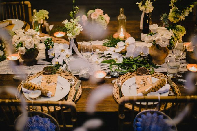 Catch Your Dreams Boho Wedding by Hari Indah Wedding Planning & Design - 038