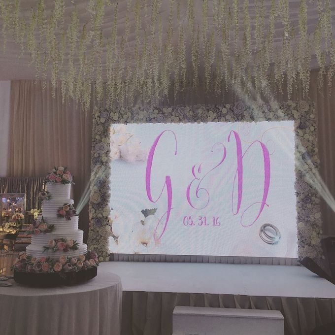 Daniel & Gerlinde Wedding 2016 by Bearland Paradise Resort - Casa Blanca Convention Hall - 029