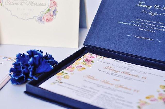 Invitation card and Souvernir Gift by Memoir card - 004