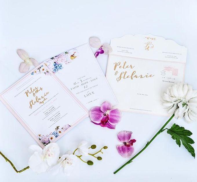 Invitation card and Souvernir Gift by Memoir card - 007