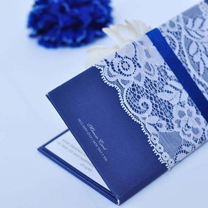 Invitation card and Souvernir Gift by Memoir card - 008