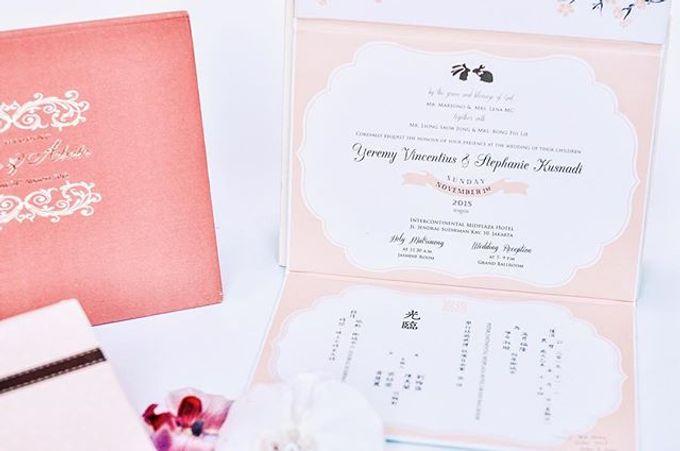 Invitation card and Souvernir Gift by Memoir card - 003