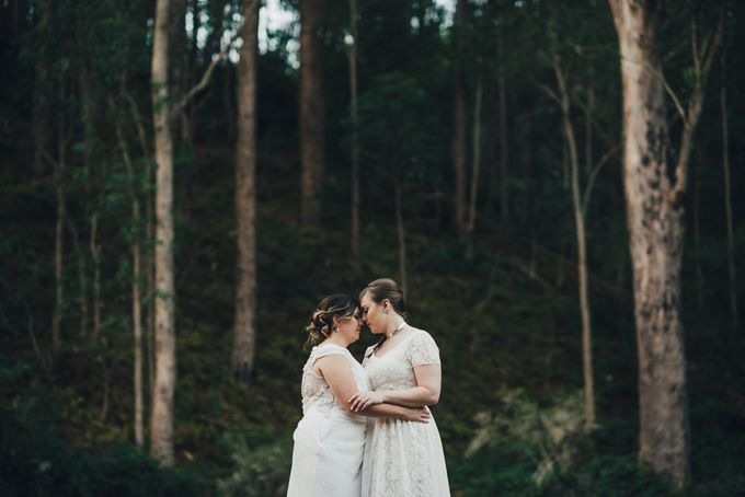 Alyssa and Teela Wedding by iZO Photography - 036