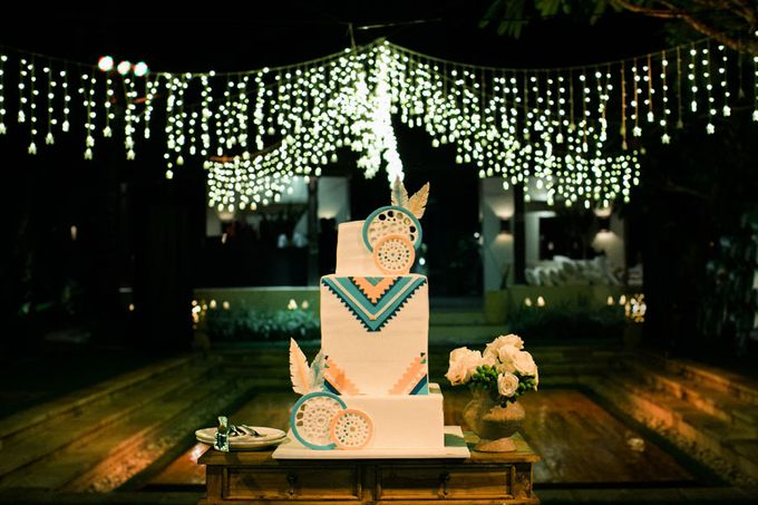 Catch Your Dreams Boho Wedding by Hari Indah Wedding Planning & Design - 039