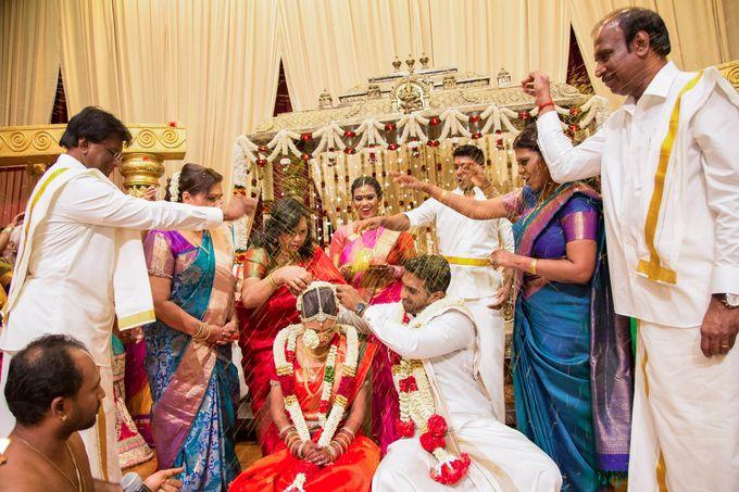Hindu Wedding | Prakash & Vidhya by PaperFilm Studios - 011