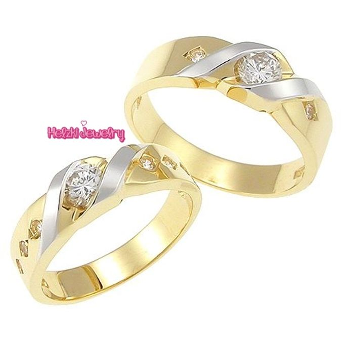 add to board simple and elegant wedding rings by helzki jewelry 015 - Elegant Wedding Rings