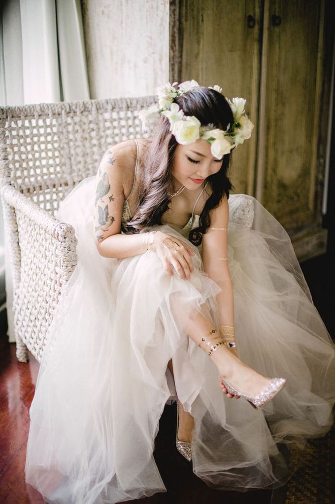 Catch Your Dreams Boho Wedding by Hari Indah Wedding Planning & Design - 006