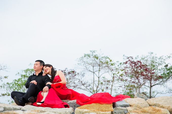 Eric and Yessica - Engagement by The Wagyu Story - 019