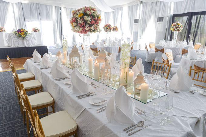 Wedding Arrangements by Novotel Manila Araneta Center - 010