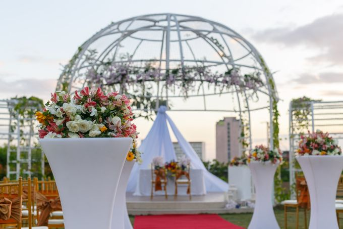 Wedding Arrangements by Novotel Manila Araneta Center - 008
