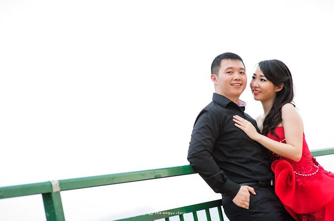Eric and Yessica - Engagement by The Wagyu Story - 020