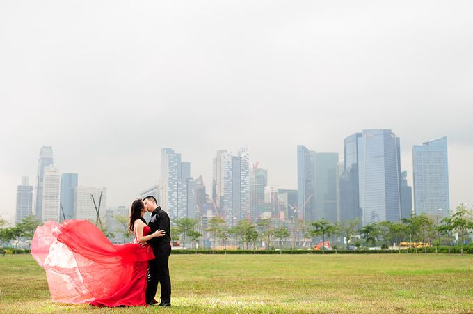 Eric and Yessica - Engagement by The Wagyu Story - 021