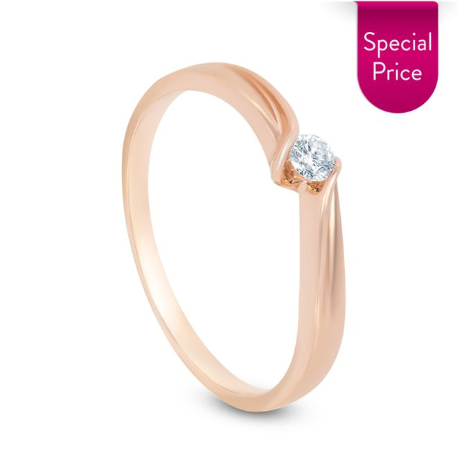 Harga Spesial Perhiasan Berlian (Cincin Wanita, Cincin Kawin, Liontin) by Passion Jewelry - 008