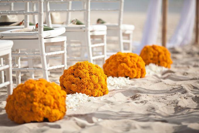 Wedding @ Semara Luxury Villa by THE UNGASAN CLIFFTOP RESORT BALI  - 013
