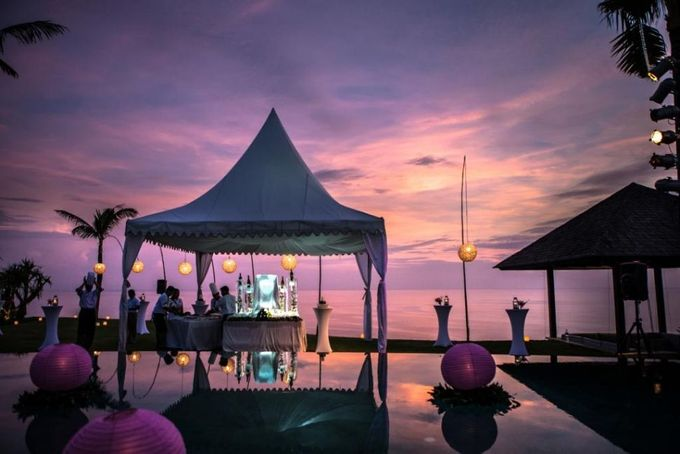 Wedding @ Semara Luxury Villa by THE UNGASAN CLIFFTOP RESORT BALI  - 014