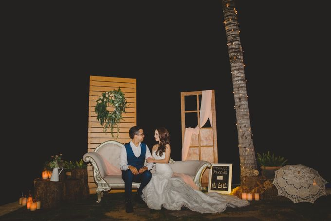Eduardo & Margareta @ Ungasan Clifftop Villa Ambar by Bali Dream Day - 018
