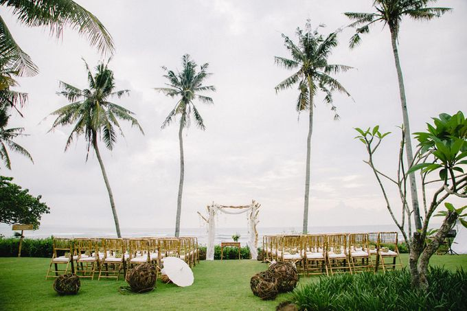 Catch Your Dreams Boho Wedding by Hari Indah Wedding Planning & Design - 013