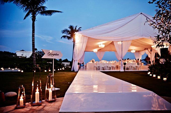 Wedding @ Semara Luxury Villa by THE UNGASAN CLIFFTOP RESORT BALI  - 019
