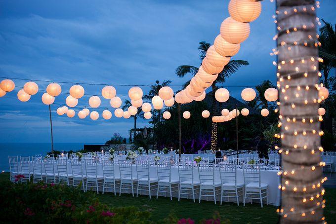 Wedding @ Semara Luxury Villa by THE UNGASAN CLIFFTOP RESORT BALI  - 016