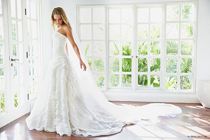 Wedding @ Semara Luxury Villa by THE UNGASAN CLIFFTOP RESORT BALI  - 004