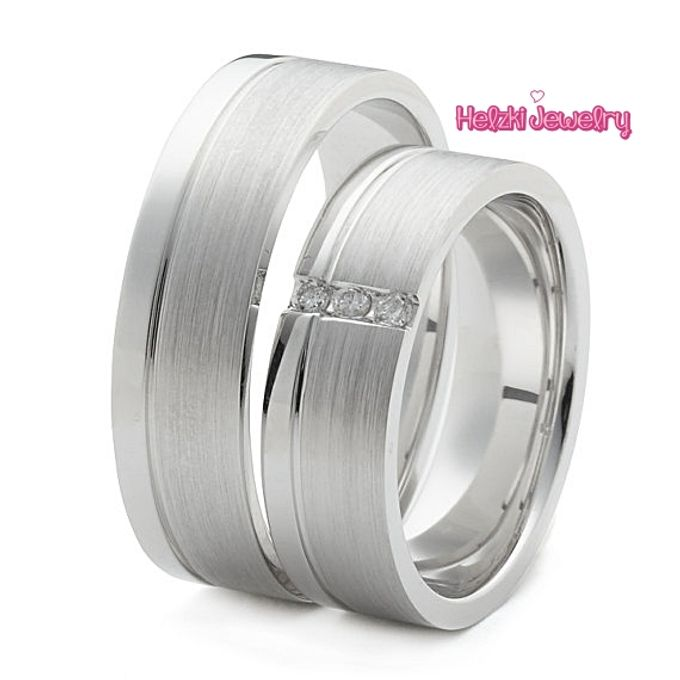 add to board simple and elegant wedding rings by helzki jewelry 005 - Elegant Wedding Rings