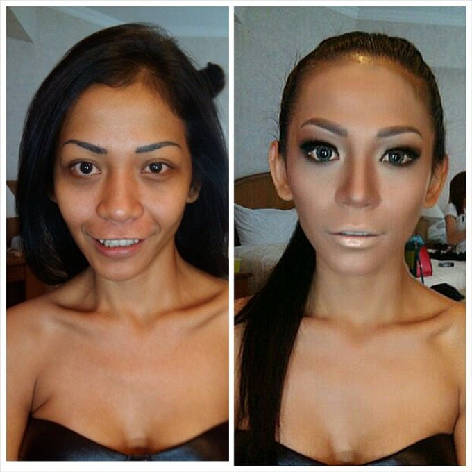 Before And After Makeup Pictures That Will Take Your Breath Away