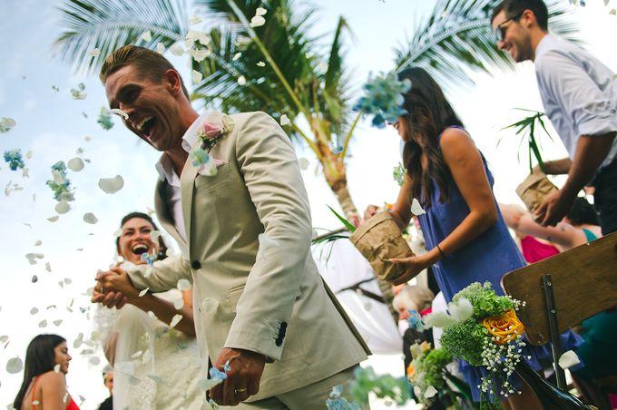 Wedding @ Semara Luxury Villa by THE UNGASAN CLIFFTOP RESORT BALI  - 010