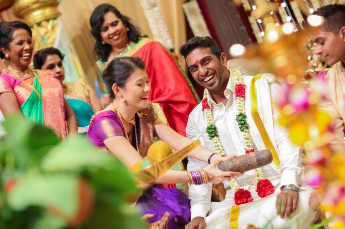Hindu Wedding | Prakash & Vidhya by PaperFilm Studios - 003