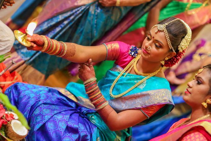 Hindu Wedding | Prakash & Vidhya by PaperFilm Studios - 006