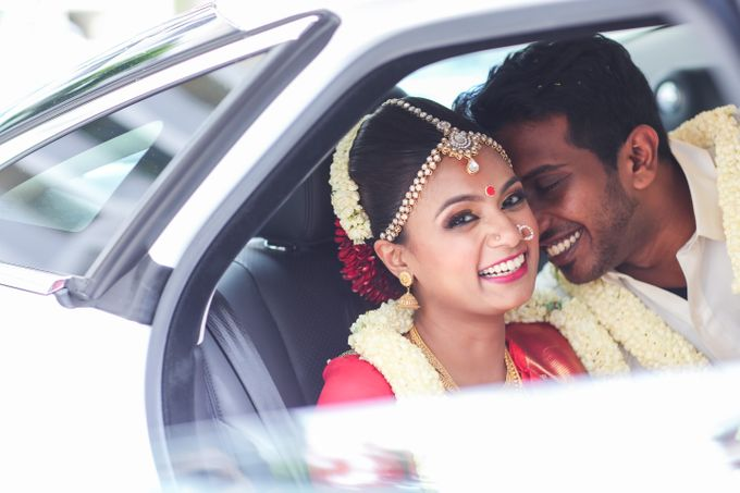 Hindu Wedding | Prakash & Vidhya by PaperFilm Studios - 010