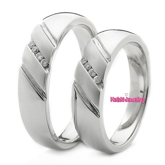 add to board simple and elegant wedding rings by helzki jewelry 006 - Elegant Wedding Rings