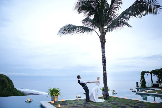 Wedding @ Semara Luxury Villa by THE UNGASAN CLIFFTOP RESORT BALI  - 002