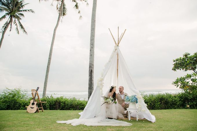 Catch Your Dreams Boho Wedding by Hari Indah Wedding Planning & Design - 019