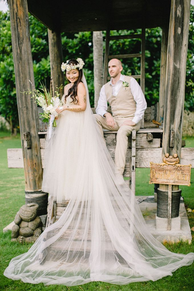 Catch Your Dreams Boho Wedding by Hari Indah Wedding Planning & Design - 021