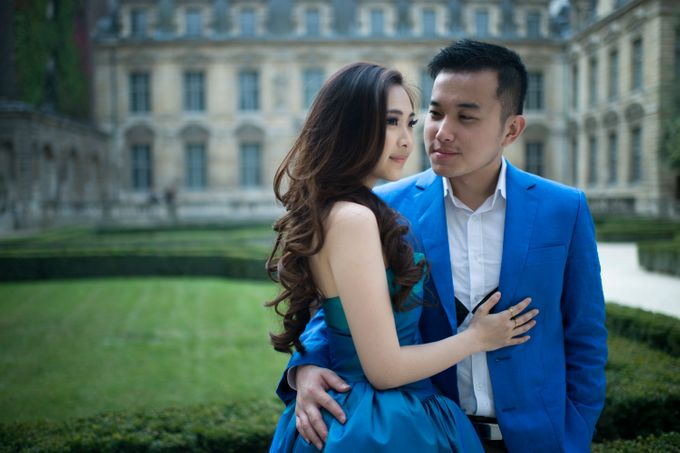 Prewedding Suit by Wong Hang Distinguished Tailor - 005