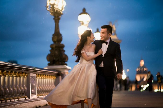 Prewedding Suit by Wong Hang Distinguished Tailor - 002