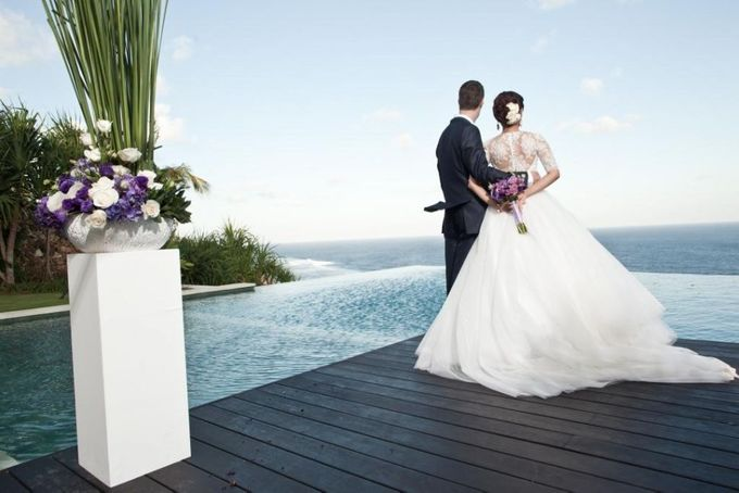 Wedding @ Semara Luxury Villa by THE UNGASAN CLIFFTOP RESORT BALI  - 012