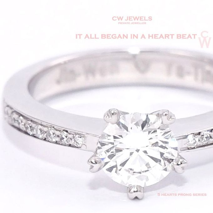 Engagement Rings by CW Jewels - 041