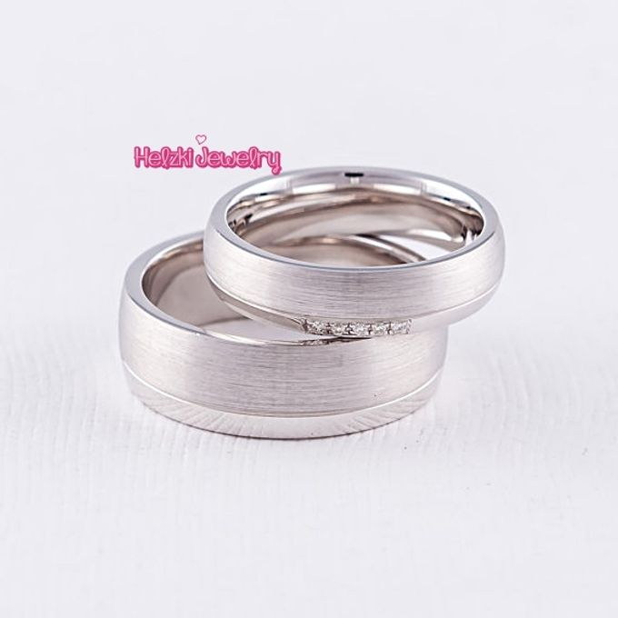 add to board simple and elegant wedding rings by helzki jewelry 009 - Elegant Wedding Rings