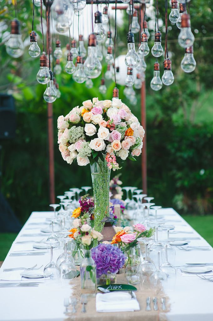 Wedding @ Semara Luxury Villa by THE UNGASAN CLIFFTOP RESORT BALI  - 008