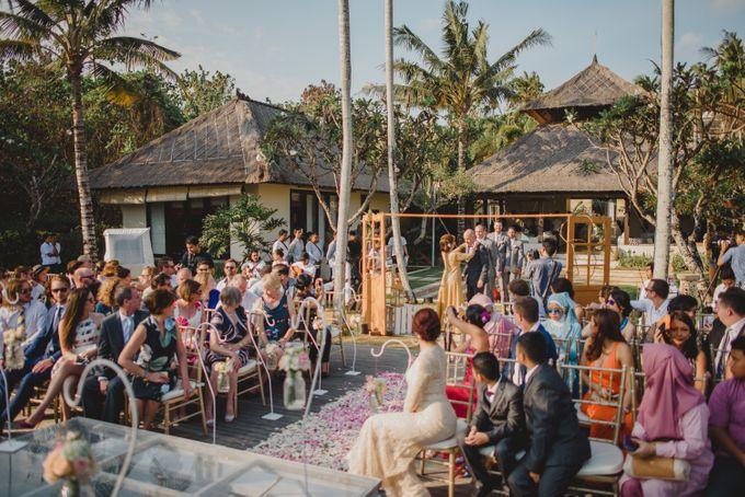 Robert & Hanna @ Villa Ombok Luwung by Bali Dream Day - 005