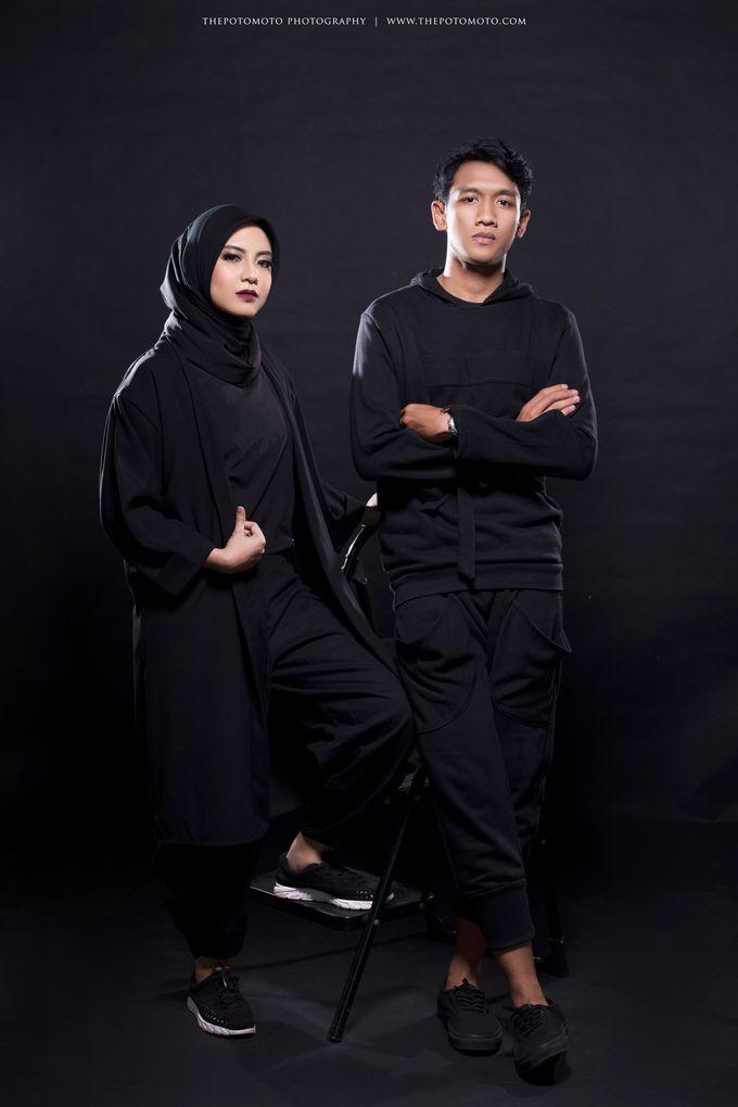 Ghina & Aziz Prewedding Session by Thepotomoto Photography - 008