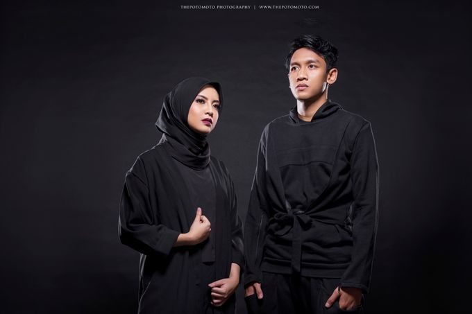 Ghina & Aziz Prewedding Session by Thepotomoto Photography - 006