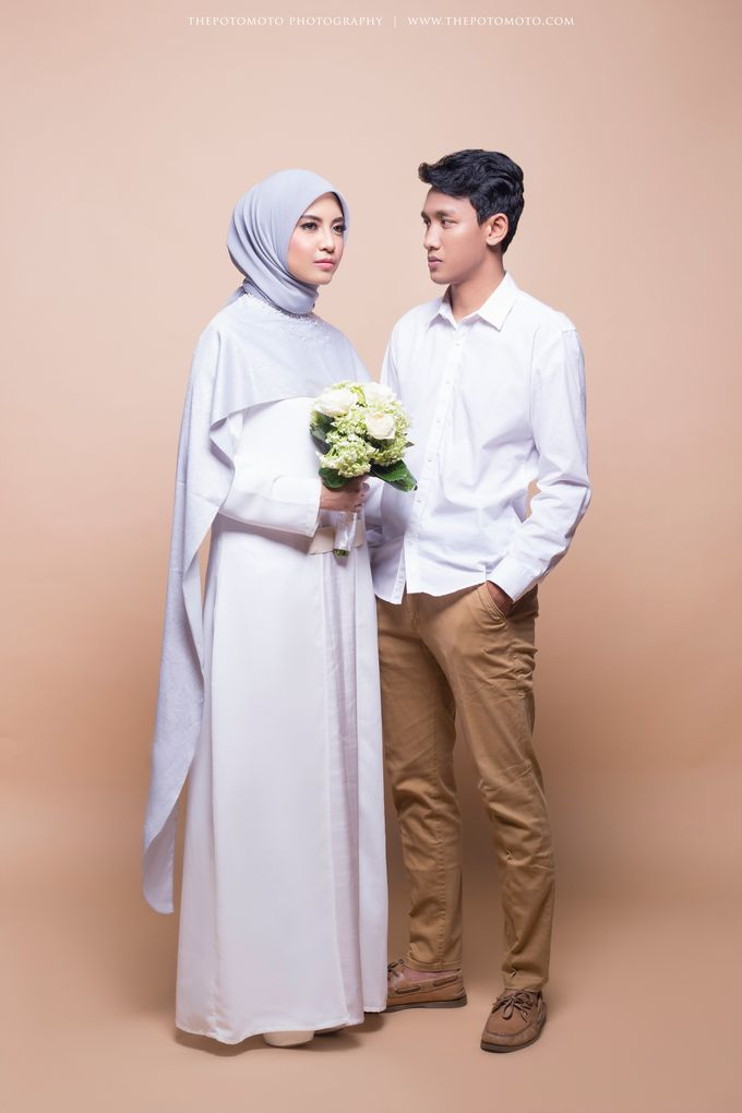 Ghina & Aziz Prewedding Session by Thepotomoto Photography - 004