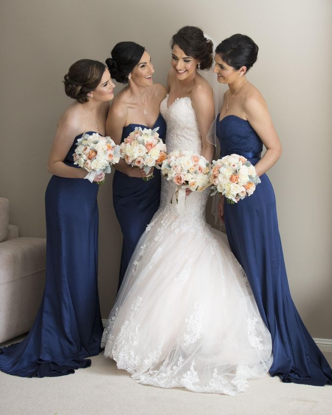 Real Weddings Polignano: Real Weddings From Bridesmaids Only By Bridesmaids Only