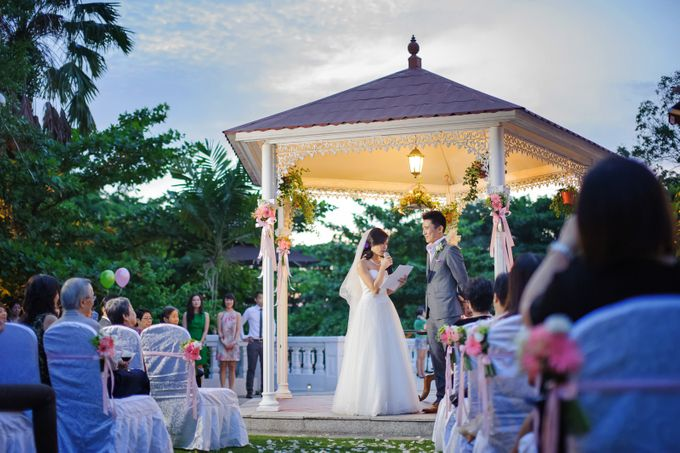 Alkaff Mansion Wedding Day Singapore by John15 Photography - 044