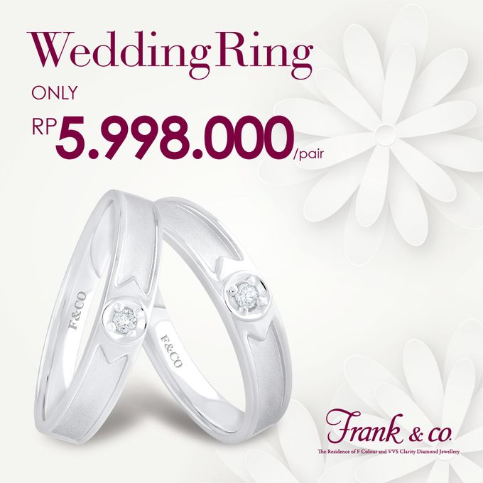 add to board wedding ring special price by frank co - Wedding Ring Price